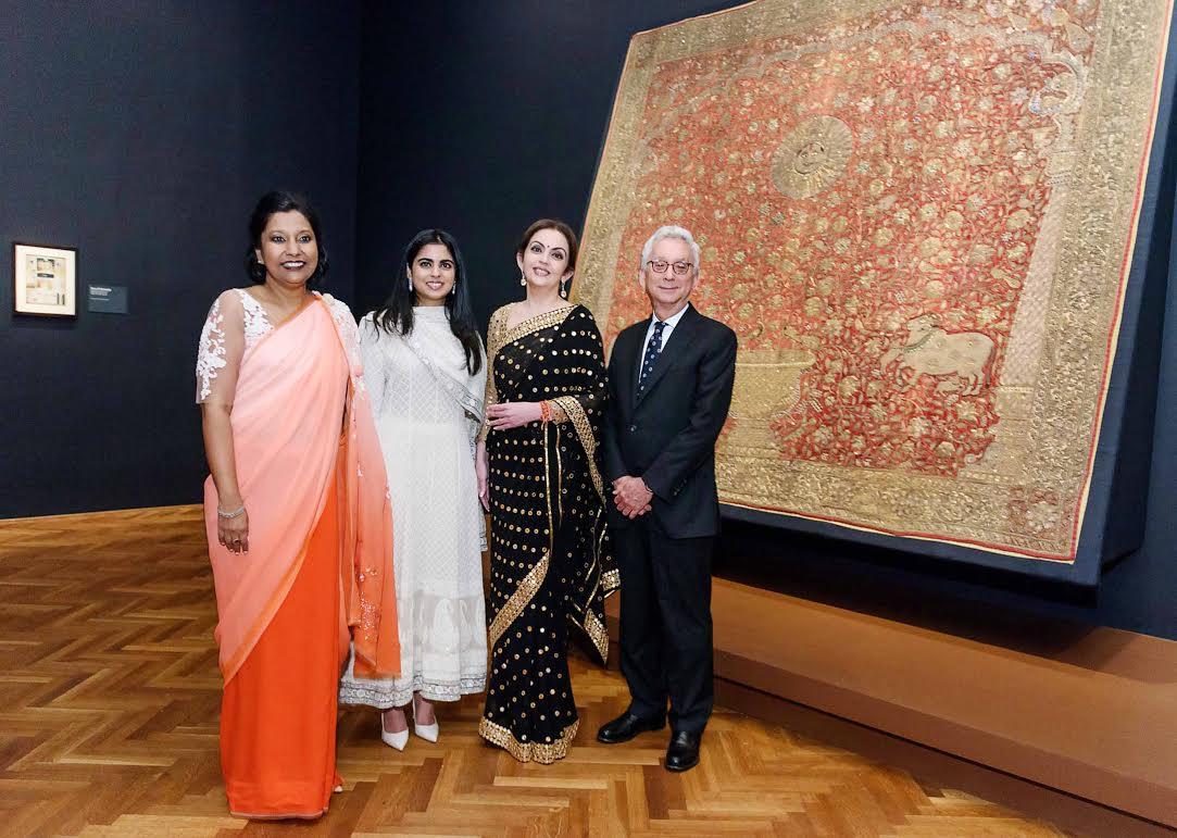 Gujarat's Pichwais exhibited at Art Institute in Chicago