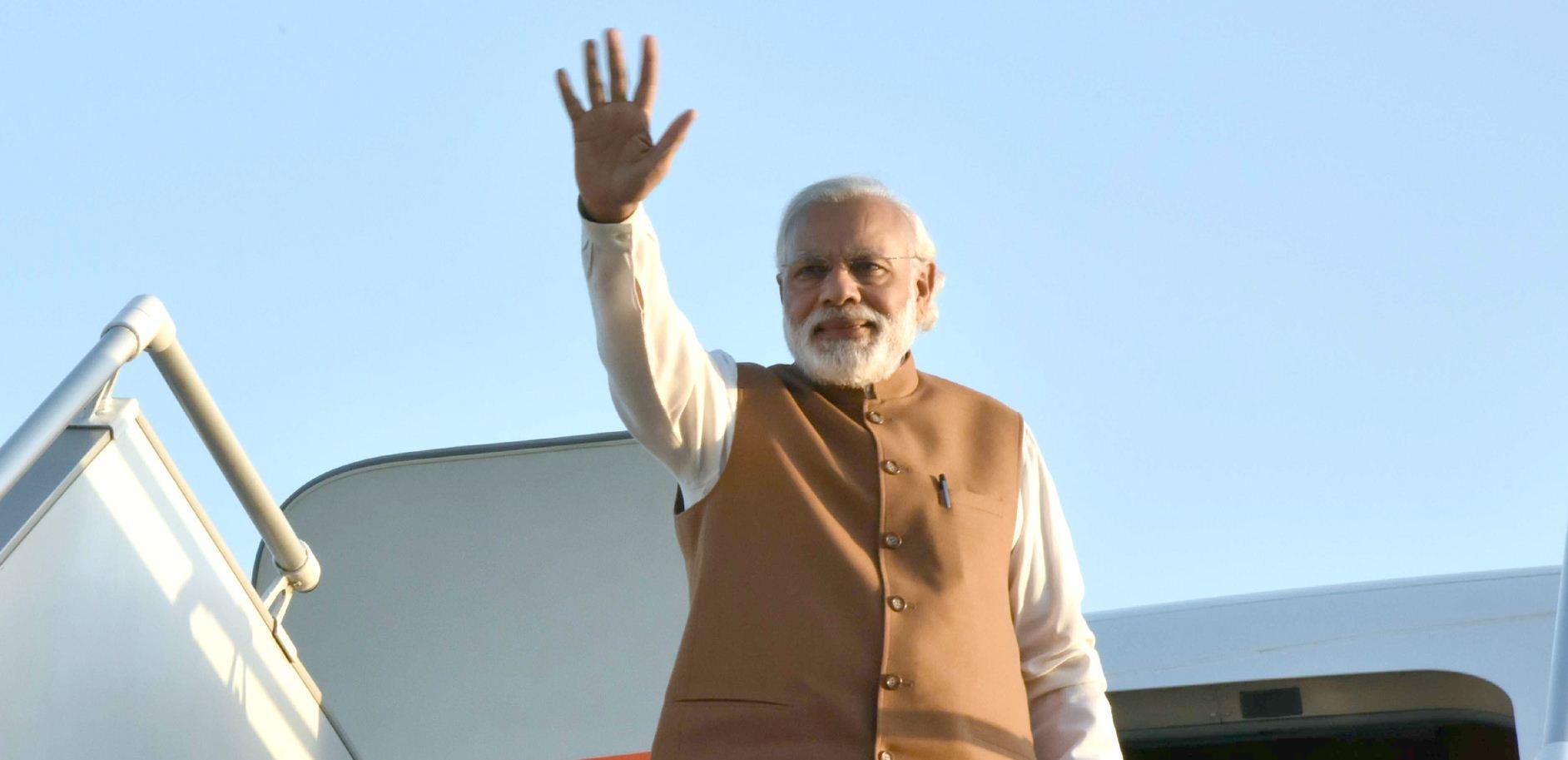 Foreign Tour Of Modi