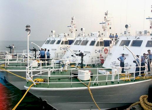 Coast Guard to launch 'C-437' interceptor boat at Porbandar tomorrow