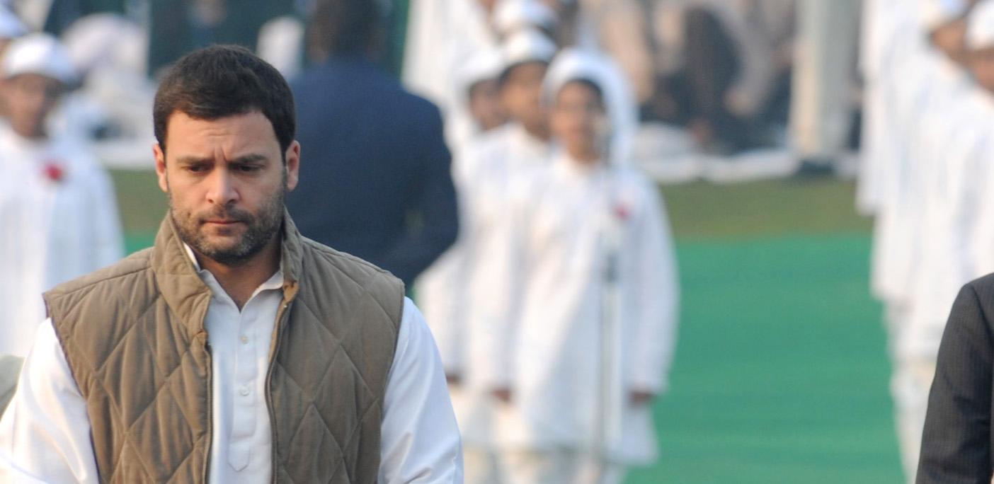 Court frames charges against Rahul Gandhi in criminal defamation case filed by RSS cadre
