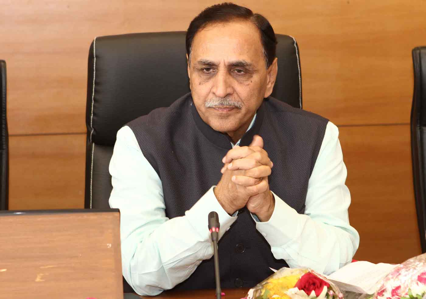 Chief Minister greets people in his message to people on Gujarat Foundation Day