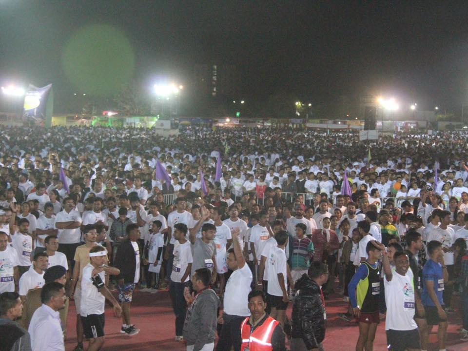 Ahmedabad to witness world's biggest marathon against drug abuse on June 23
